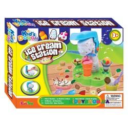 Набор для лепки Мороженное Kid'sToys 11656