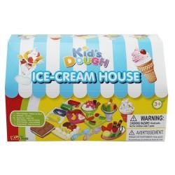 Набор для лепки Дом мороженного Kid'sToys 11667