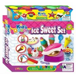 Набор для лепки Мороженное Kid'sToys 11684