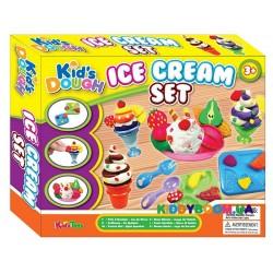 Набор для лепки Мороженное Kid'sToys 11730