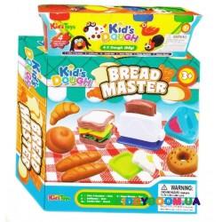 Набор для лепки Пекарь Kid'sToys 11765