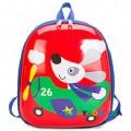 Детский каркасный рюкзак Собачка 11286