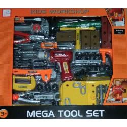 Игровой набор инструментов Mega Tool Set 2115