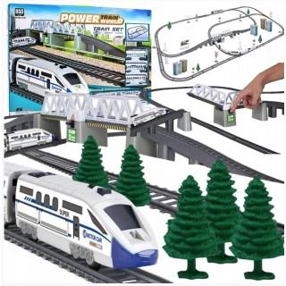 Детская железная дорога Power Train World 2181