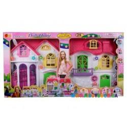 Домик для куклы 3151