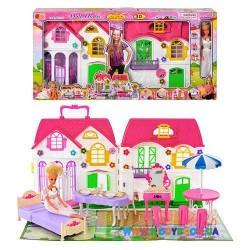 Домик для куклы 3161
