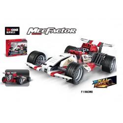 Конструктор Decool MecFactor 3807 Формула F1 (377 дет-й)