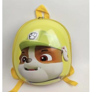 Детский водонепроницаемый рюкзак Веселые щенята HY0001-4 желтый