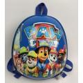 Детский водонепроницаемый рюкзак Веселые щенята команда HY0001-5 синий