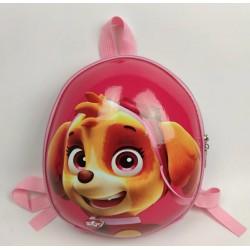Детский водонепроницаемый рюкзак Веселые щенята HY0001-3 розовый