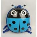 Детский водонепроницаемый рюкзак Божья коровка HY0002-5 голубой