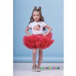 Костюм для девочки р-р.98-110 Zironka 64-8001-4