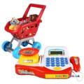Игровой набор Кассовый аппарат «Mini market» с тележкой 66062