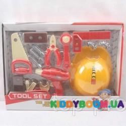 Набор инструментов с каской 6608-6609, 2 вида