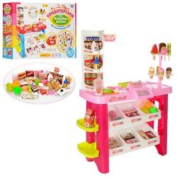 Игровой набор магазин Кондитерская 668-19-21 40 предметов