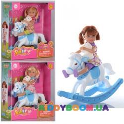 Кукла с аксессуарами Defa 8296