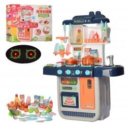 Детская кухня с водой WD-R33 (свет, звук) 36 предметов