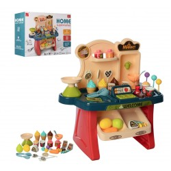 Игровой набор Магазин Home Supermarket 668-73  33 предмета