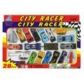 Игровой набор Citi Racer 92753-20ps