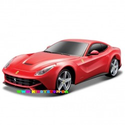 Машинка коллекционная 1:24 Ferrari F12 Berlinetta Maisto 81233