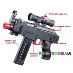 Пистолет Кибер Пушка с патронами и присосками ZYB-B1947