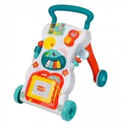 Детский игровой центр музыкальная каталка развивающая игрушка ходунки HE0801 Huanger музыка, свет
