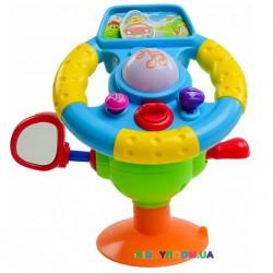 """Музыкальный руль """"Веселый шофер"""" Play Smart 7298"""