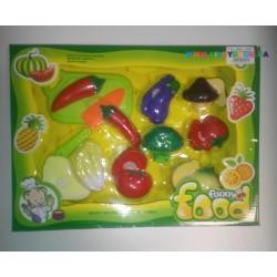 Набор продуктов 10 предметов NF582-6
