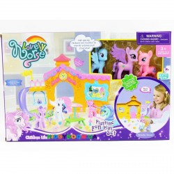 Домик My Little Pony OSB8032