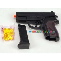 Игрушечный пневматический пистолет утяжеленный CYMA P618
