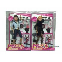 Кукла с аксессуарами Pretty Angela 81058