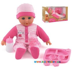 Пупс Феба со звуками Dolls World 8726
