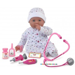 Пупс Долли Доктор Dolls World 8739