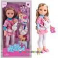 Кукла - мама с малышом и аксессуарами Maylla 88122
