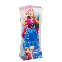 Кукла Анна Сияющая Disney Y9958