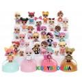 Игровой набор с куклой L.O.L.Surprise S3- КОНФЕТТІ (65 видов в ассортименте)