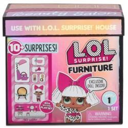 Игровой набор L.O.L.Surprise Стильный интерьер Леди Дивы 564102