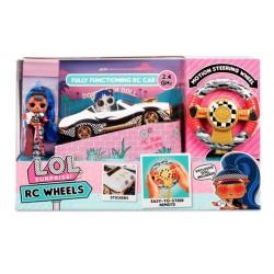 Игровой набор с машинкой на управлении L.O.L.Surprise 569398 Кабриолет
