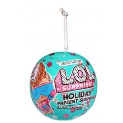 Игровой набор с куколкой L.O.L.Surprise 572329 Holiday Новогодний Лук