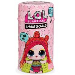 Игровой набор L.O.L.Surprise Hairgoals Модное перевоплощение 556220-W2