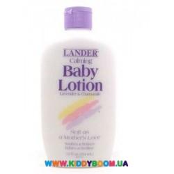 Детский успокаивающий лосьон для тела Baby Lotion, 444 мл Lander 010320