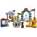 Большой цирк Lego Duplo 10504