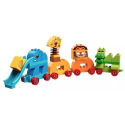 Конструктор Мой первый парад животных Lego Duplo 10863
