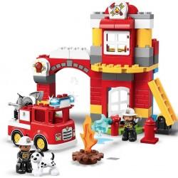 Конструктор Городок Пожарное депо Lego Duplo 10903