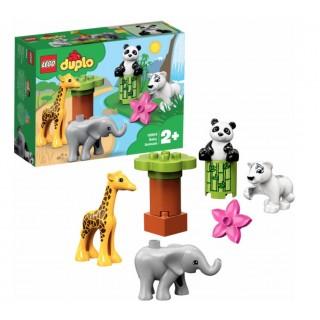 Конструктор Зверята Lego DUPLO 10904