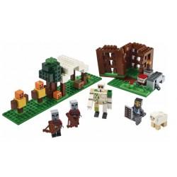 Конструктор Аванпост разбойников Lego Minecraft 21159