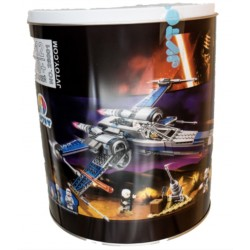 Конструктор Звездный истребитель серия Star Adventure JVToy 26001
