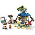 Конструктор Ярмарочная карусель (3 в 1) Lego Creator 31095
