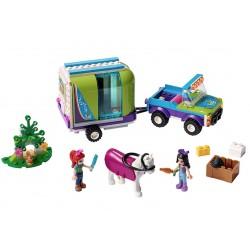 Конструктор Фургон для коня Мии Lego Friends 41371