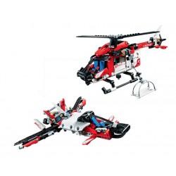 Конструктор Спасательный вертолет Lego Technic 42092